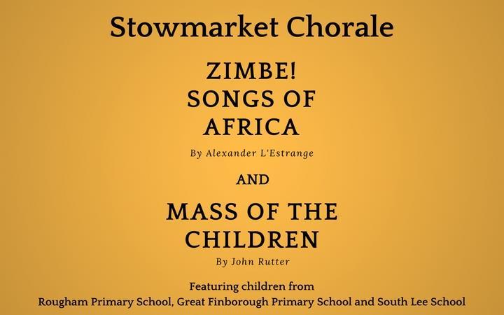 Zimbe! and Mass of the Children image