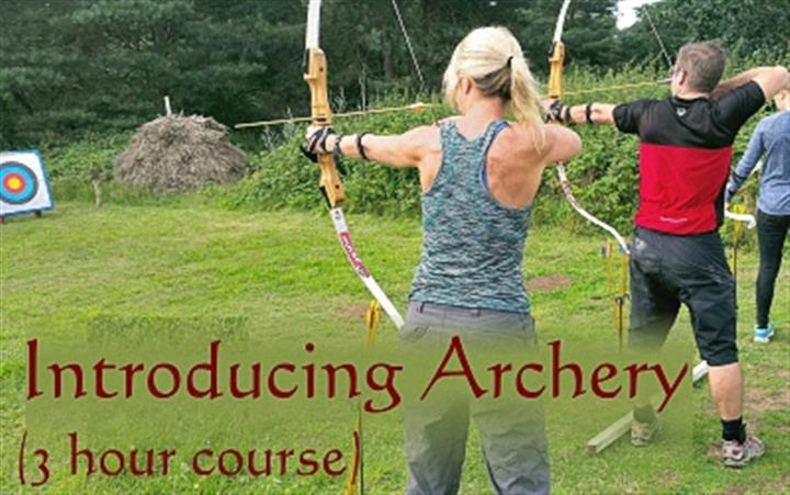 Introducing Archery Course image