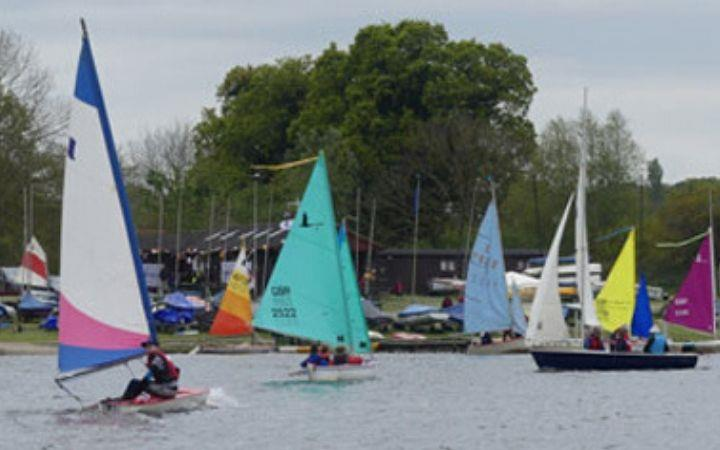 Start of SESCA's 2020 Sailing Season image