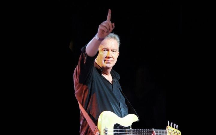 Tom Robinson - Never Too Late 70th Birthday Tour image