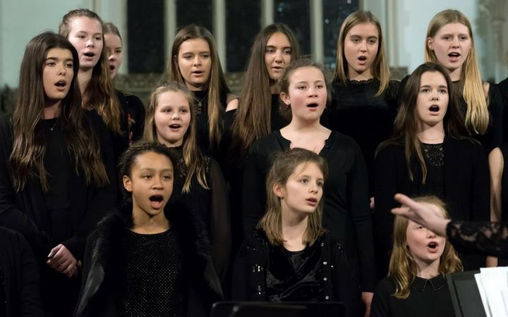 Ipswich High School's Musical Celebration image