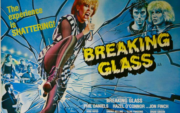 Hazel O'Connor & Breaking Glass image
