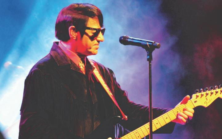 Barry Steele & Friends: 'The Roy Orbison Story' image