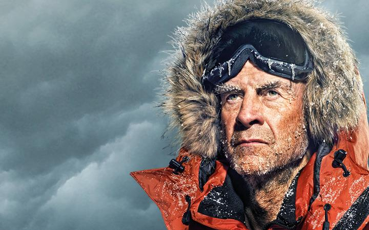 A Live Stream with Sir Ranulph Fiennes image