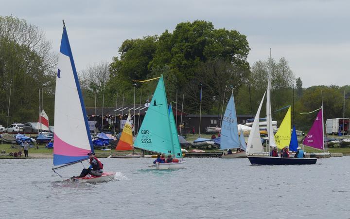 Start of SESCA's 2021 Sailing Season image