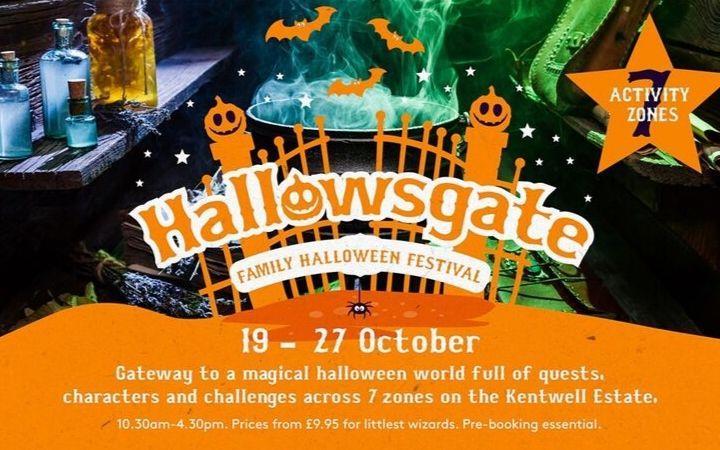 Halloween Family Festival image