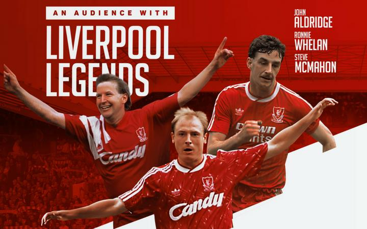 An Audience With Liverpool Legends image