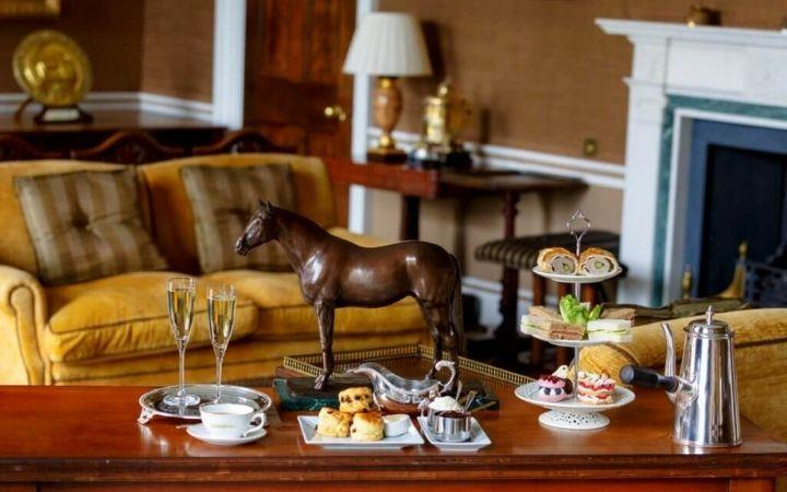 Champagne Afternoon Tea and Tour