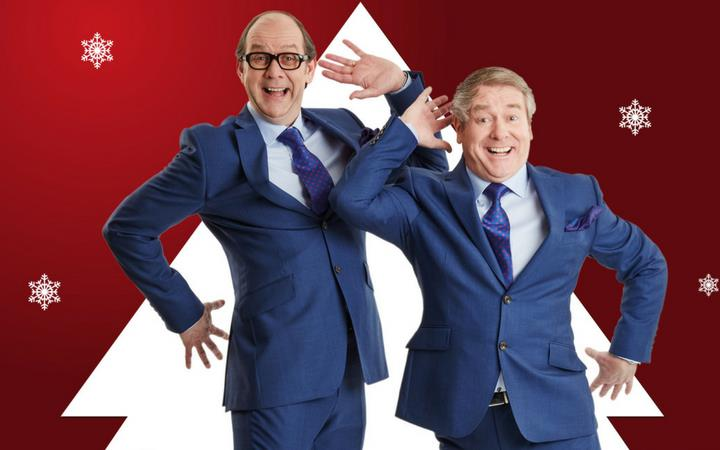 An Evening of Eric & Ern at Christmas image