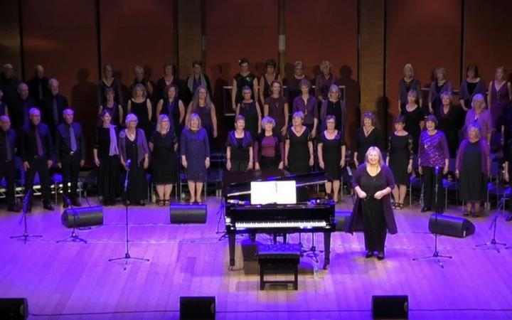 Upbeat Contemporary Choir  image