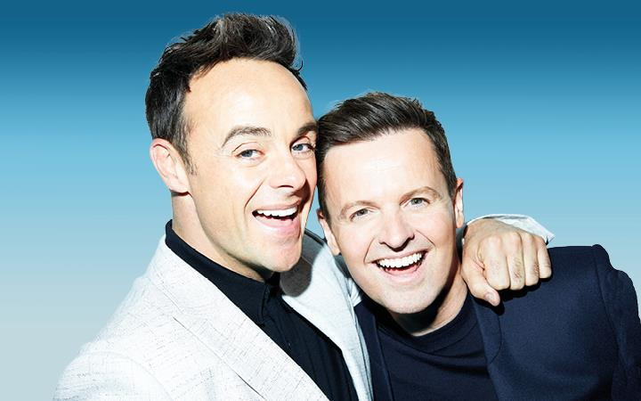 A Live Stream with Ant and Dec image