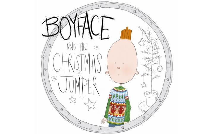 Boyface and The Christmas Jumper image