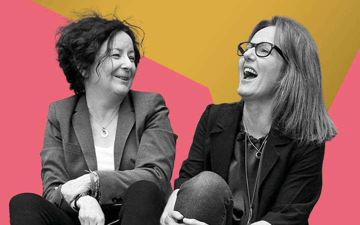 Fi Glover & Jane Garvey - Did I Say That Out Loud? image