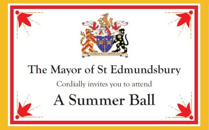 Mayor's Charity Summer Ball image