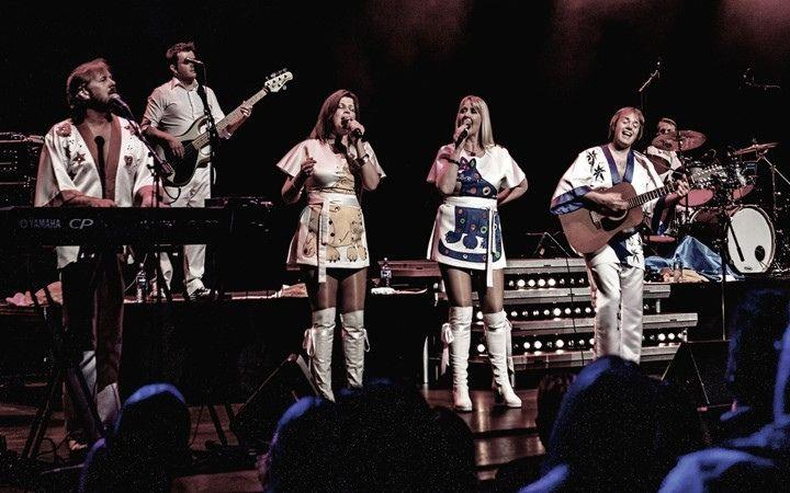 ABBA Party Night image
