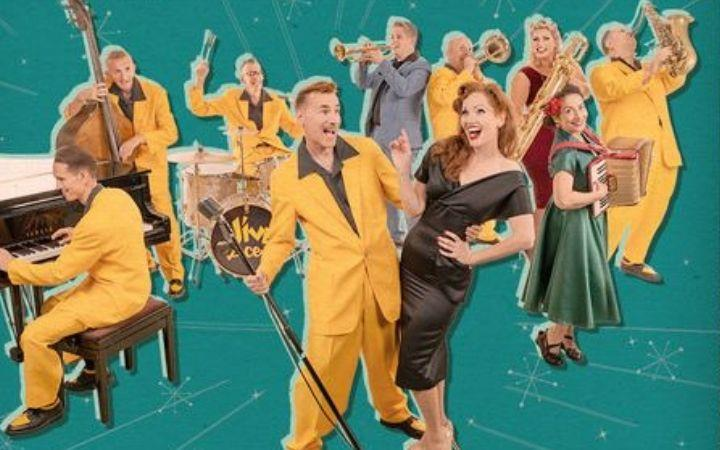 The Jive Aces Big Beat Revue image