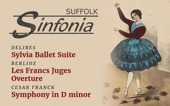 Suffolk Sinfonia Autumn Concert