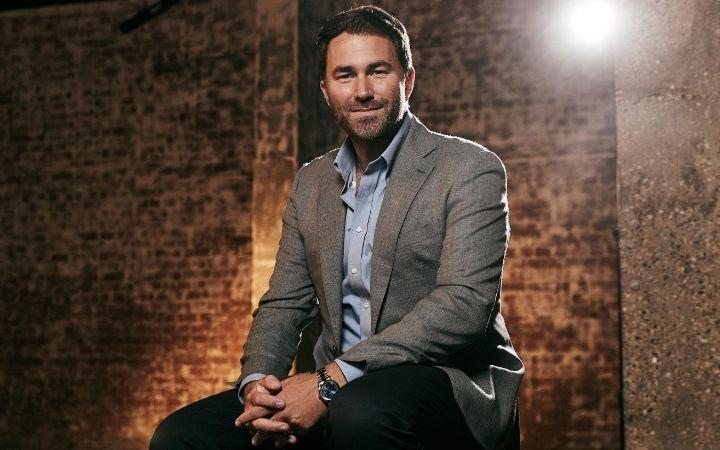 A Live Stream with Eddie Hearn image