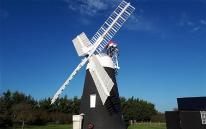 Thelnetham Windmill Open Days image