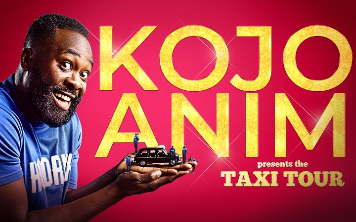 Kojo Anim: The Taxi Tour image