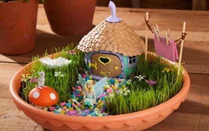 The Crafty Foxes Fairy Garden Workshop image