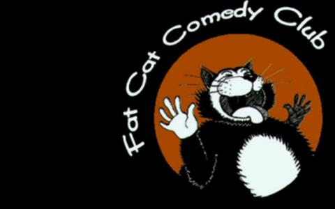 Fat Cat Comedy Club image