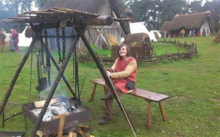 A Medieval Weekend at West Stow
