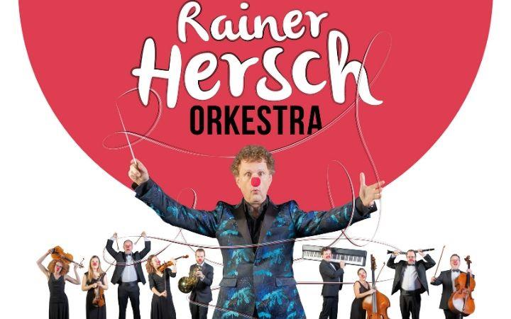 CANCELLED - The Rainer Hersch Orkestra: Roll Over Beethoven image