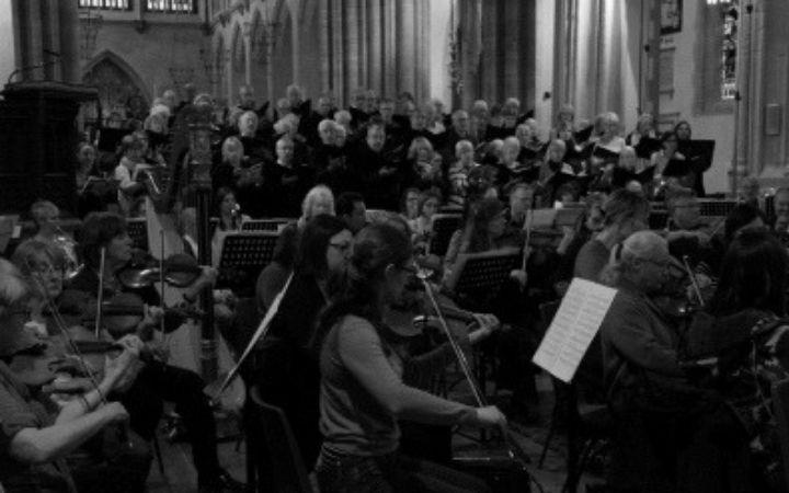 Bury Bach Choir: Verdi Requiem image
