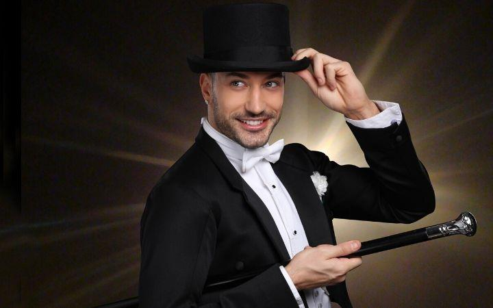 Postponed - Giovanni Pernice - This is Me! image