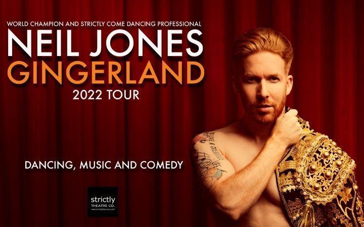 Neil Jones - Gingerland image