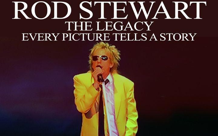 CANCELLED - Rod Stewart: The Tribute image