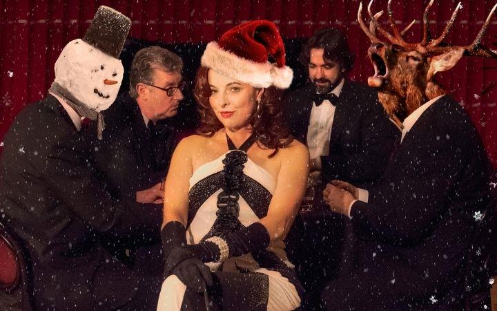 A Swinging Christmas with Jazz at the Movies image