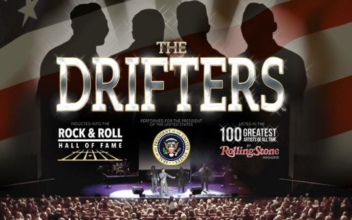 Postponed - The Drifters