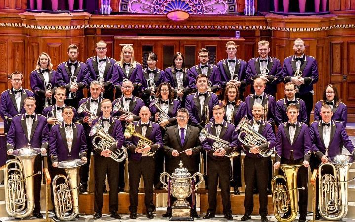 Brighouse & Rastrick Brass Band image
