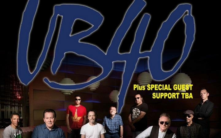 UB40 & Special Guest Support image