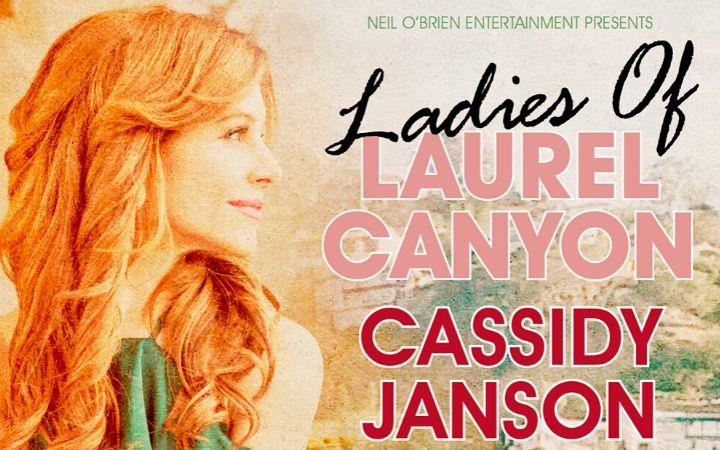 Cassidy Janson - Ladies of Laurel Canyon image