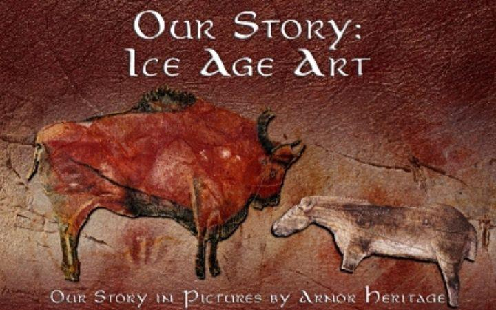 The Ice Age Art and the modern mind  image