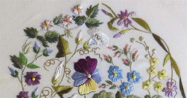 Embroidery Demonstration image