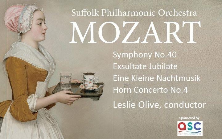 Suffolk Philharmonic's 'Welcome back' concert image