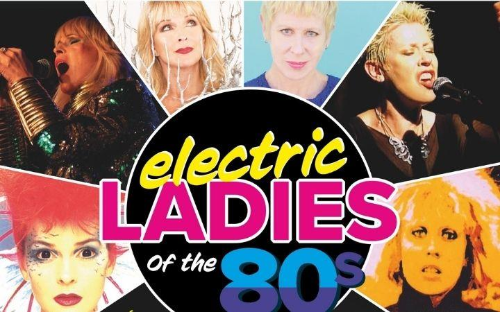 Toyah & Hazel O'Connor - Electric Ladies of the 80's image