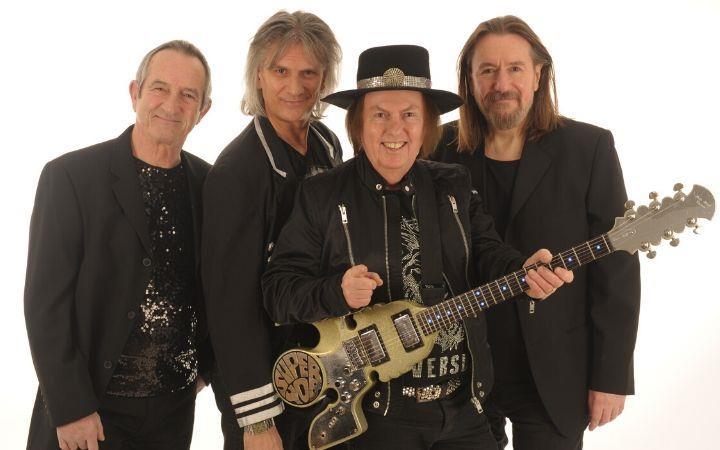 Slade Christmas Tour 2020 image