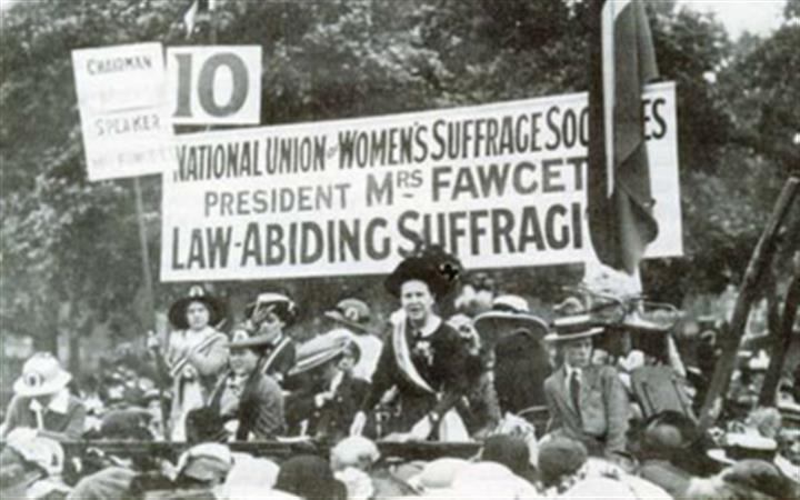 Millicent Fawcett and the Woman's Suffrage movement image