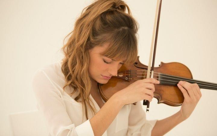 Aurora Orchestra with Nicola Benedetti image