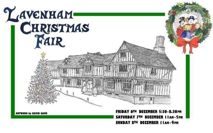 Lavenham Christmas Fair image