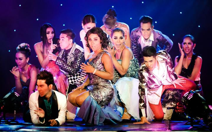 The Ladyboys of Bangkok image