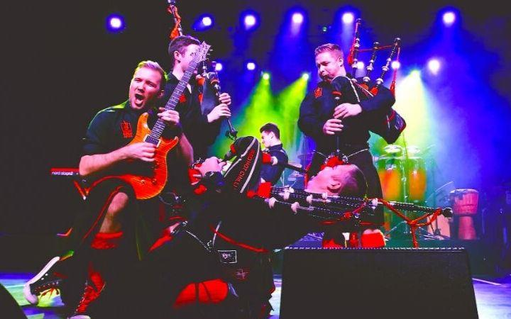 Postponed - Red Hot Chilli Pipers image