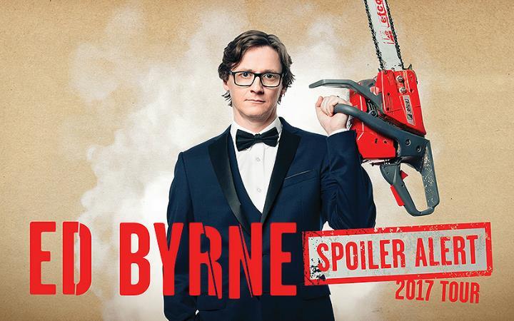 Ed Byrne: Spoiler Alert image