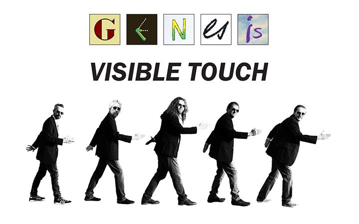 Genesis Visible Touch - Greatest Hits & Fan Favourites Tour image