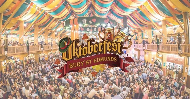 Oktoberfest Bury St Edmunds 2019 image